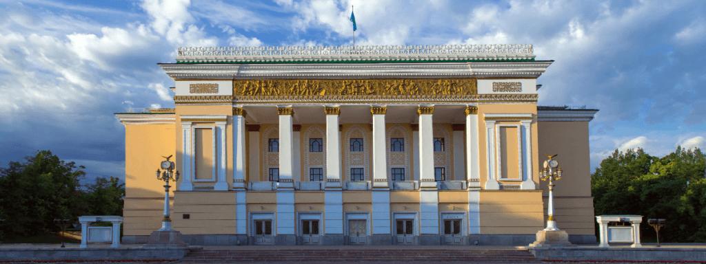 Abay Opera House - Almaty
